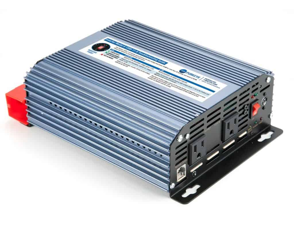 Battery Solutions Invert Modified Sine Wave Inverters Purkeys 300w Inverter Wiring Diagram Get Free Image About